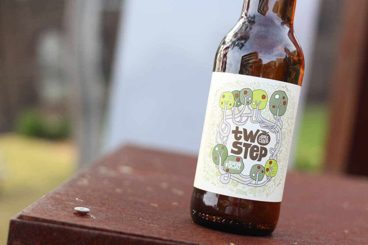 Two-Step-Cider